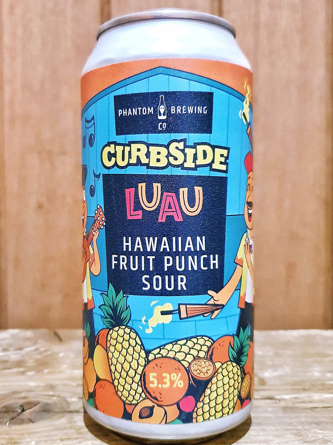 Phantom Brewing Co - Curbside Luau