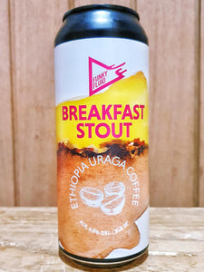 Funky Fluid - Breakfast Stout - Ethiopia Uraga Coffee