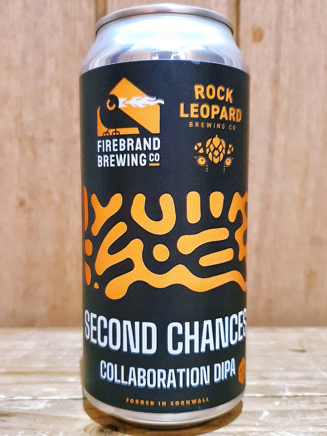 Firebrand Brewing Co - Second Chances