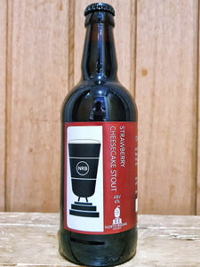 North Riding Brewery - Strawberry Cheesecake Stout