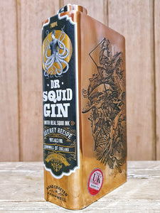 Pocketful of Stones Distillery - Dr Squid Gin