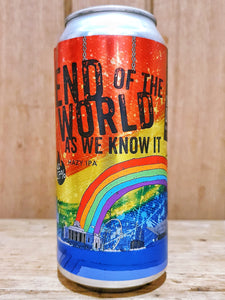 Crafty Devil Brewing - End Of The World