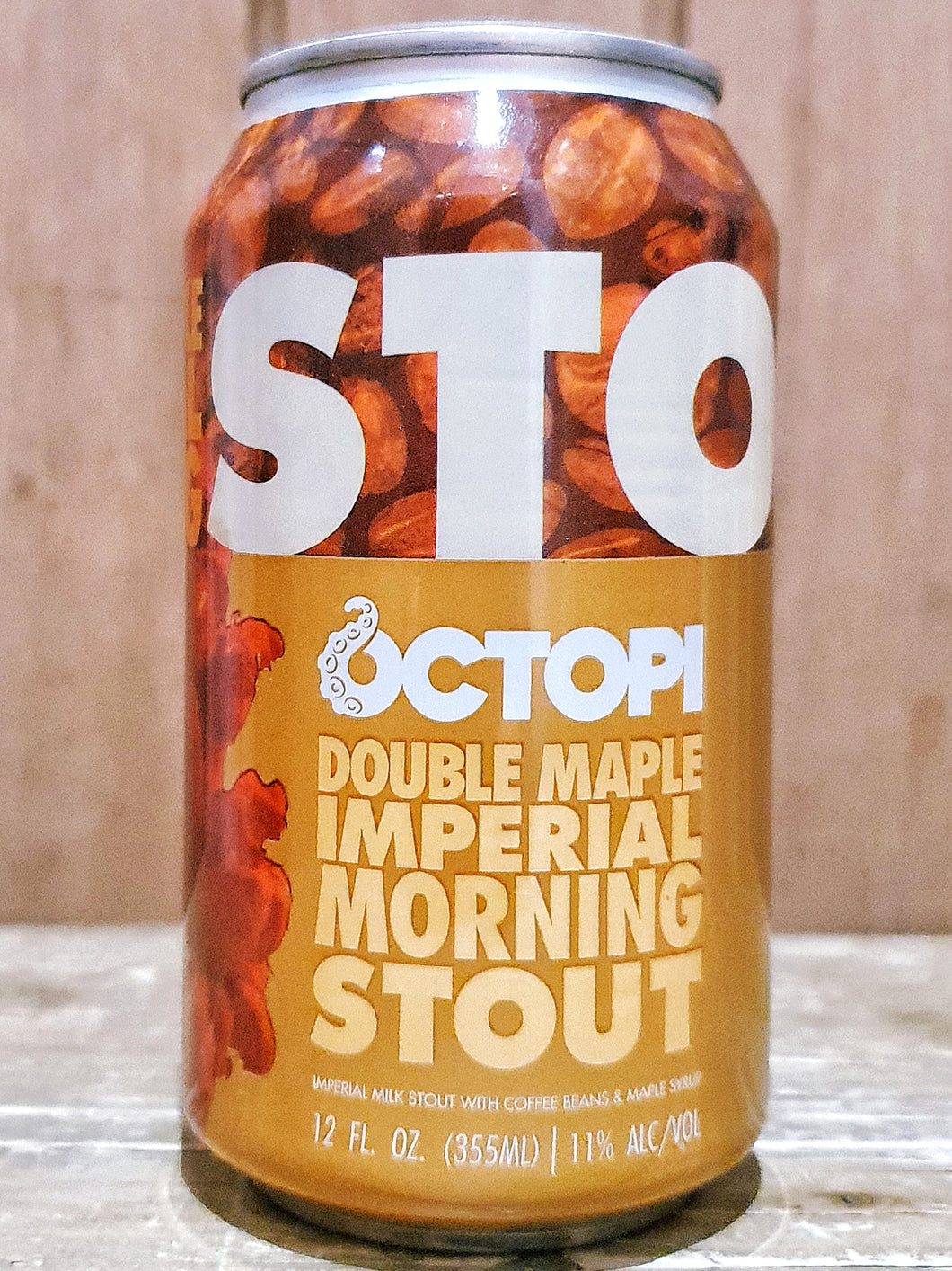Octopi - Double Maple Imperial Morning Stout