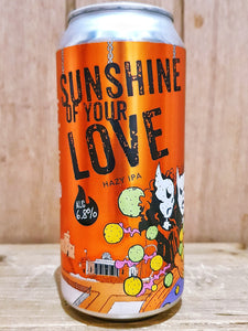 Crafty Devil Brewing - Sunshine Of Your Love - ALESALE BBE:MAR21