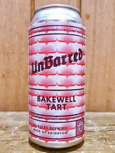 Unbarred - Bakewell Tart