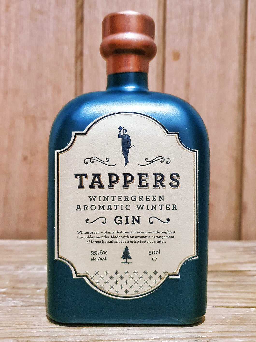 Tappers - Wintergreen Aromatic Winter Gin