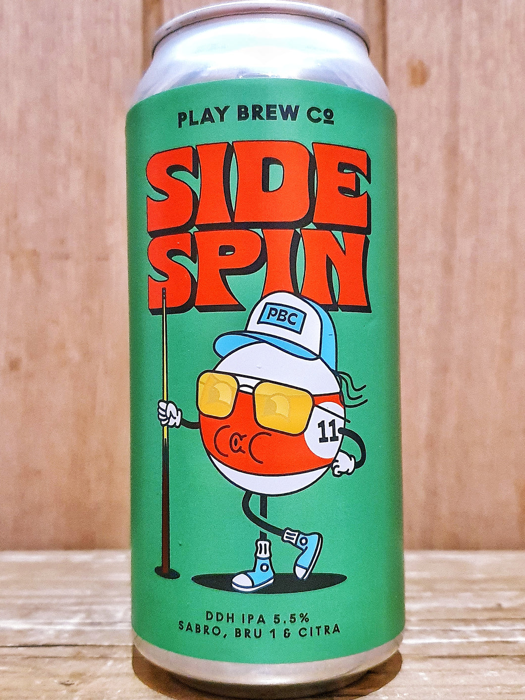 Play Brew - Side Spin