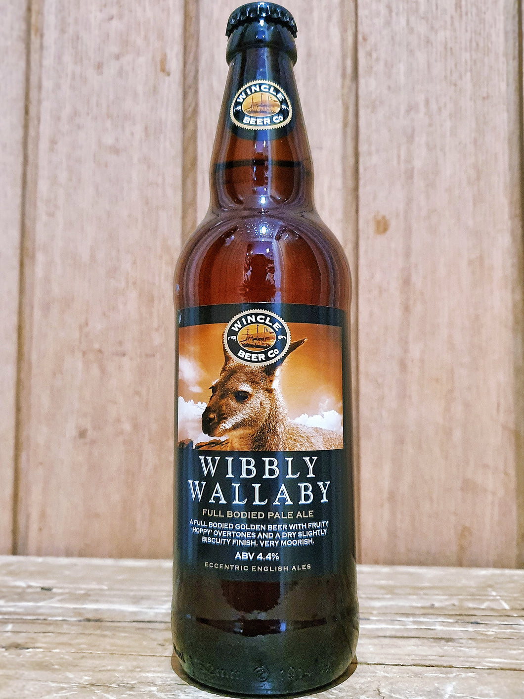 Wincle Beer Co - Wibbly Wallaby