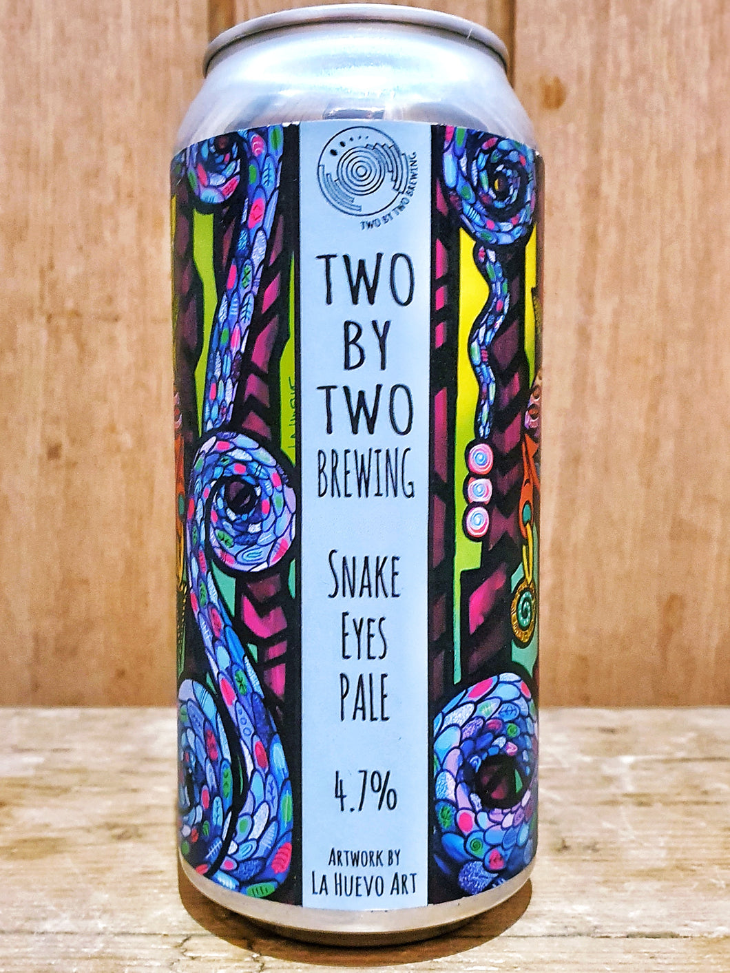 Two By Two Brewing - Snake Eyes