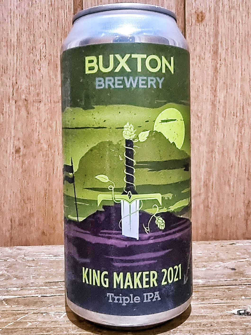 Buxton Brewery - King Maker 2021