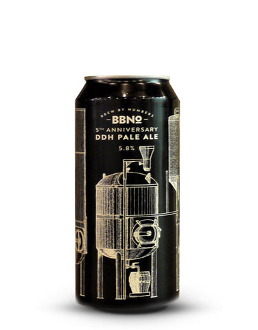 BBNO 5th Anniversary DDH Pale