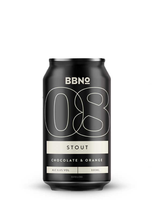 Brew By Numbers - 08 Stout Chocolate Orange