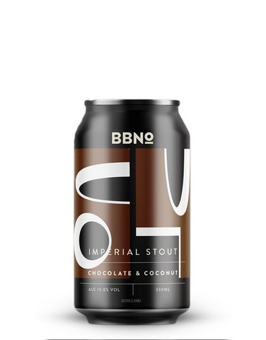 Brew By Numbers - 64 Imperial Stout Choc & Coconut