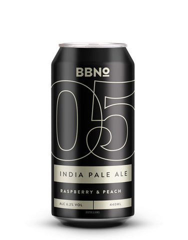 Brew By Numbers - 05 India Pale Ale Raspberry & Peach