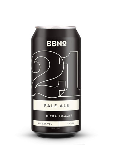 Brew By Numbers - 21 Pale Ale Citra & Summit