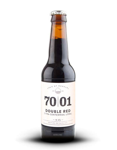 Brew by Numbers / Cloudwater 70/01 Double Red IPA