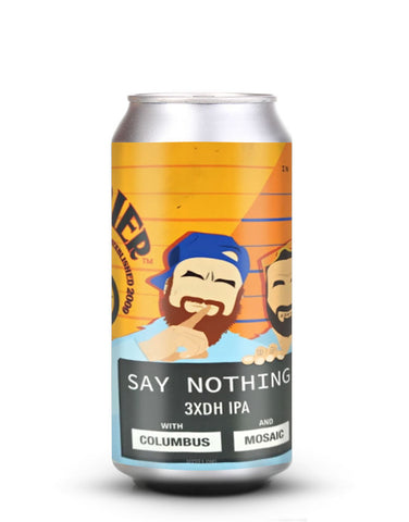 Barrier Brewing - Say Nothing