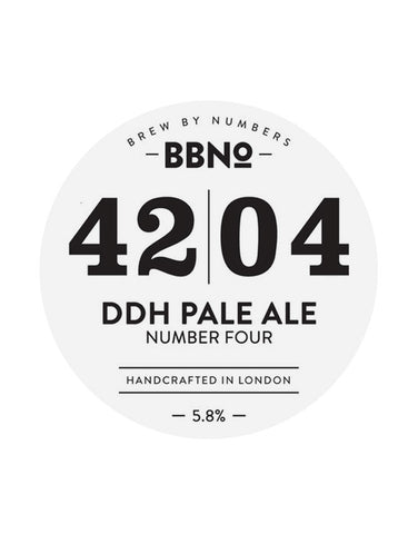 BBN 42/04 DDH Pale Ale Number Four