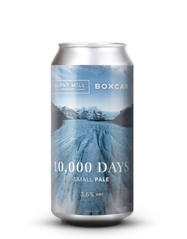 Burnt Mill Brewery - 10,000 Days