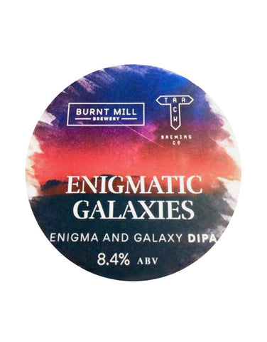 Burnt Mill Brewery Enigmatic Galaxies