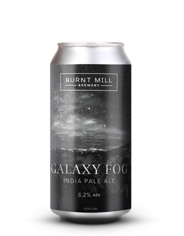 Burnt Mill Brewery - Galaxy Fog