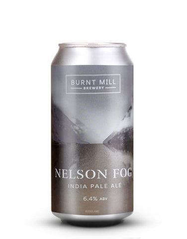 Burnt Mill - Nelson Fog