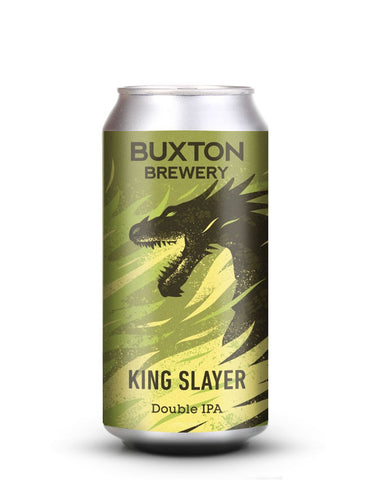 Buxton - King Slayer