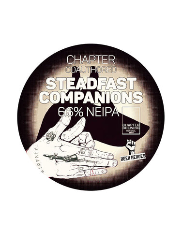 Chapter Brewing Steadfast Companions