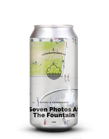 Cloudwater - Seven Photos At The Fountain