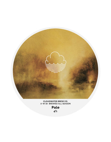 Cloudwater - All Season Pale