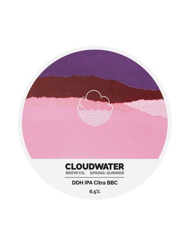 Cloudwater DDH IPA Citra BBC