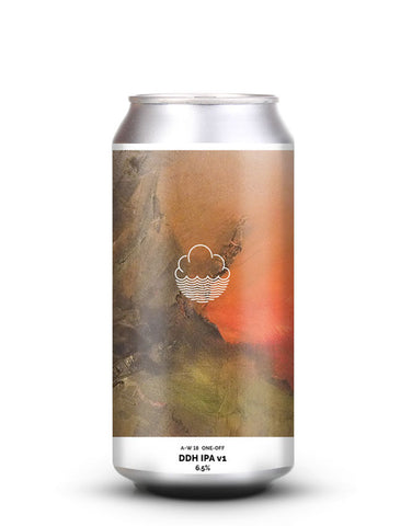 Cloudwater - AW18 One-Off DDH IPA v1