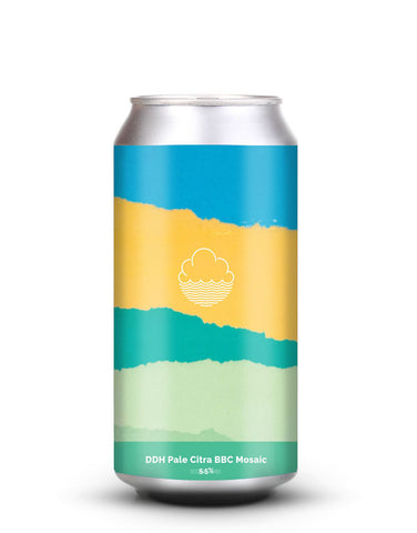 Cloudwater DDH Pale Citra BBC Mosaic (483)