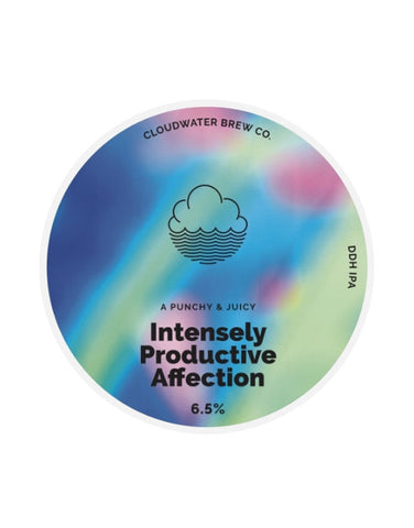 Cloudwater - (Amarillo) Intensely Productive Affection
