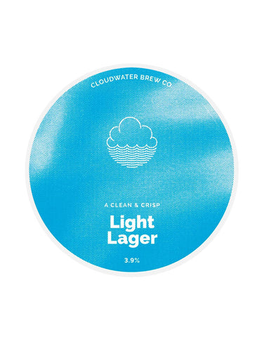 Cloudwater - Light Lager