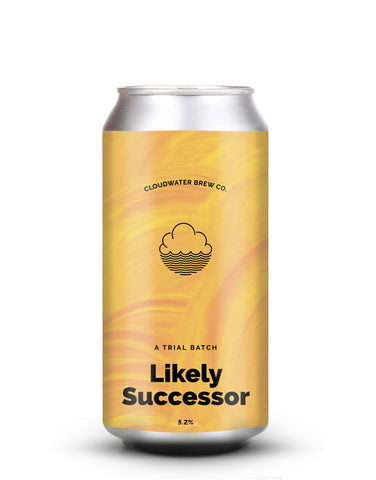 Cloudwater Likely Successor