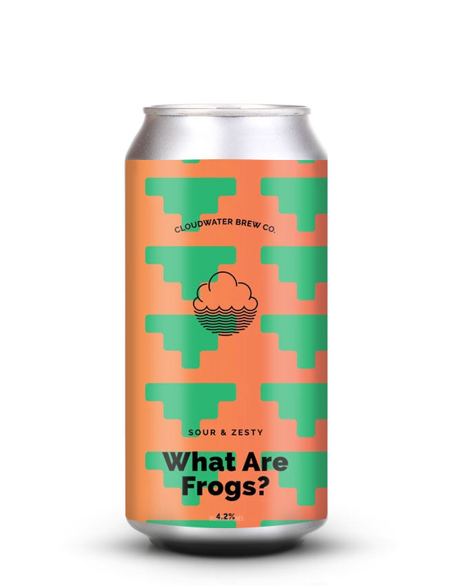 Cloudwater - What Are Frogs?