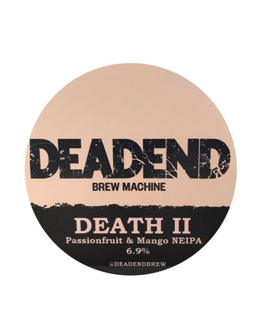 Dead End Brew Machine Death II (6.9%)