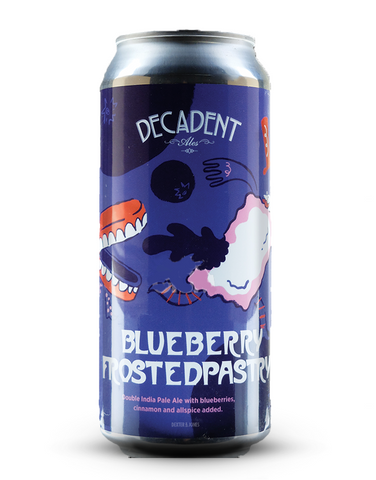 Decadent Ales - Blueberry French Toast