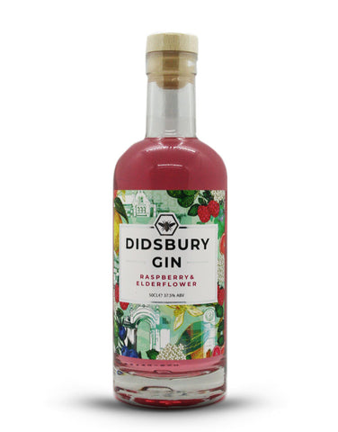 Didsbury Raspberry & Elderflower Gin