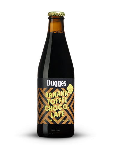 Dugges - Banana Toffee Chocolate