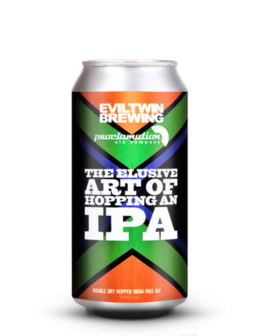 Evil Twin - The Elusive Art Of Hopping An IPA
