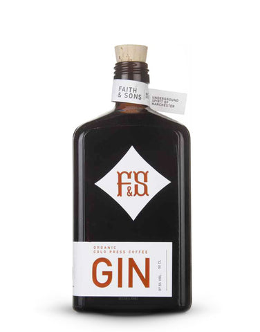 Faith & Sons Organic Cold Press Coffee Gin