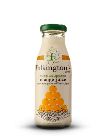 Folkington's Orange Juice