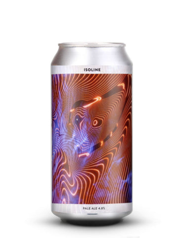 Gamma Brewing x Track - Isoline