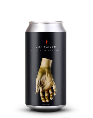 Garage Beer Co - Left Saigon