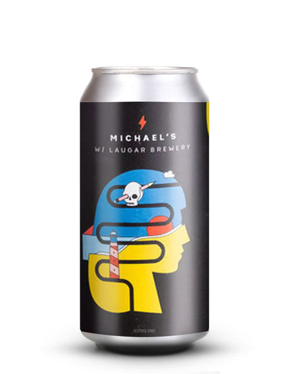 Garage Beer x Laugar Brewery - Michael's