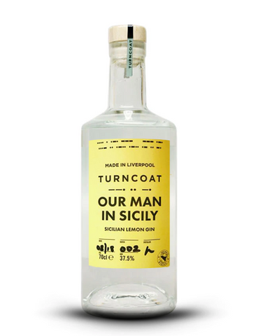 Turncoat Our Man in Sicily Gin