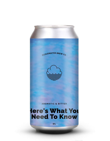 Cloudwater - Here's What You Need To Know