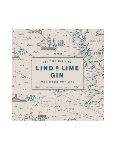 Lind & Lime Gin & Tonic